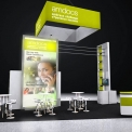 Amdocs Booth Design Concept