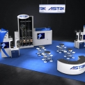 Astak Booth Design Concept