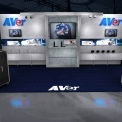 Aver Booth Concept Design