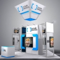 Cloud Physics Booth Concept Design