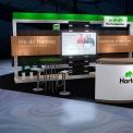 Hortonworks Booth Concept Design