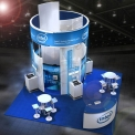 Intel Booth Concept Design