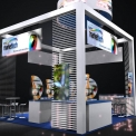 MarketTech Booth Concept Design