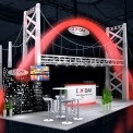 Oakland Booth Concept Design