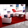 Virgin America Design Concept