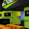 Blade3D2 Design Concept
