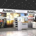 Ausenco China Design Concept