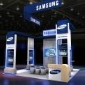 Samsung Booth Concept Design