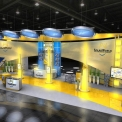 SolarWorld Booth Concept Design