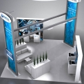 VitalWare Booth Concept Design