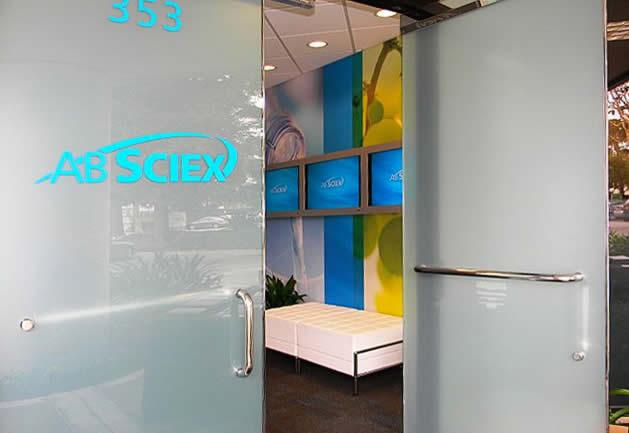 blazer exhibits absciex-interior