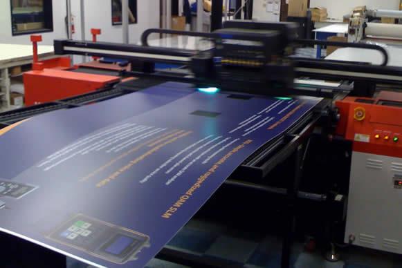 Blazers Agfa Printer