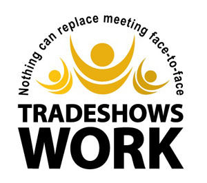 tradeshows work logo