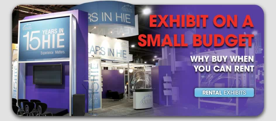 Tradeshow booths on a budget