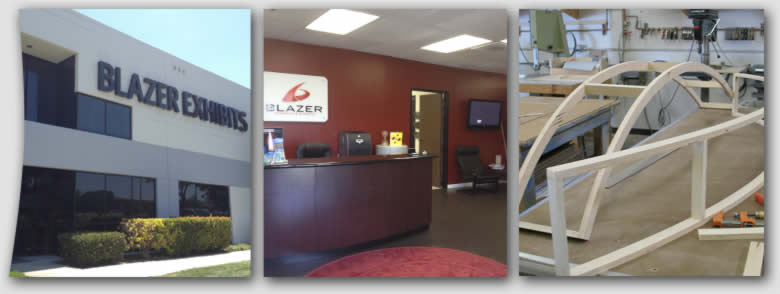 Blazer Exhibits & Events Inc