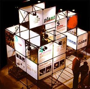 trade show exhibit