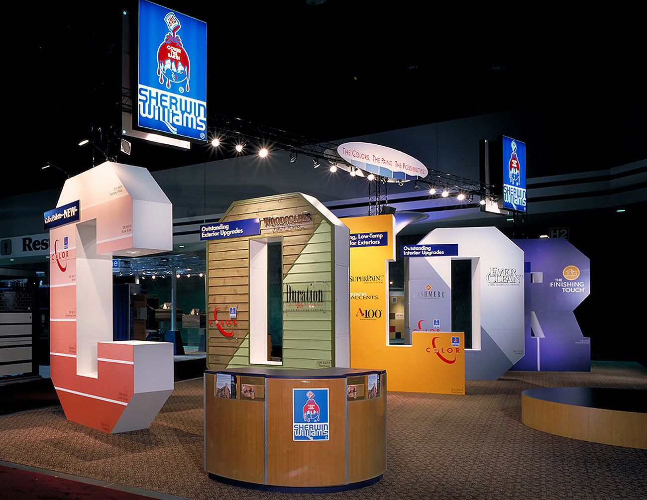 Exhibition Stand Design Concepts : Trade show booth design tradeshow exhibit ideas banner graphics
